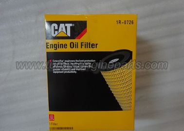 China Triebwerkschmierölfilter CAT-1R-0726/neutrales Verpackungs-Patronen-Filterelement fournisseur